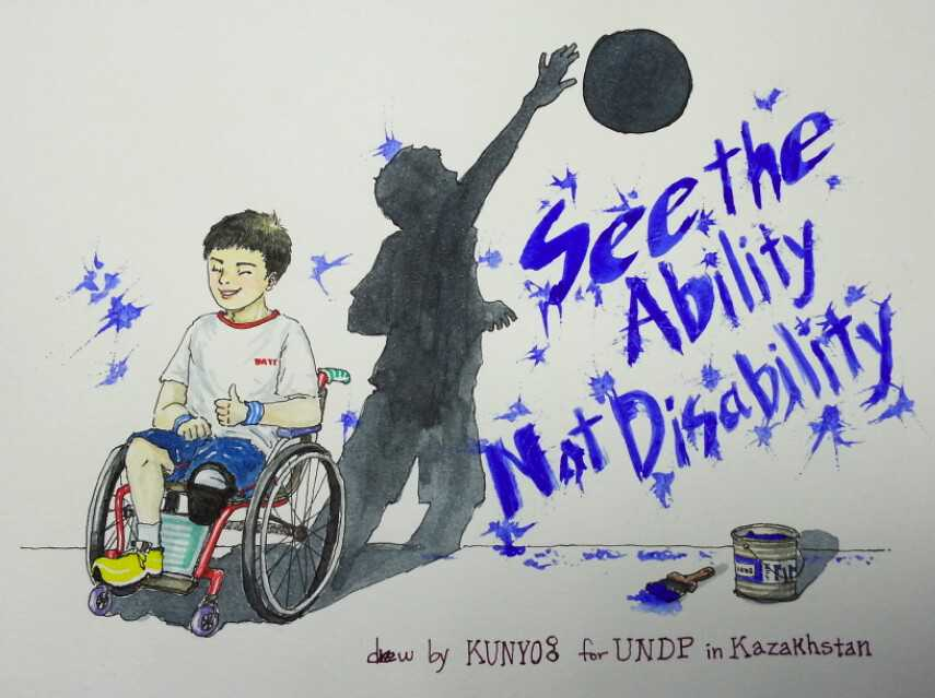 See the ability The Equality and Human Rights Commission Ability not Disability