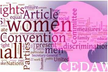 CEDAW wordle The Equality and Human Rights Commission